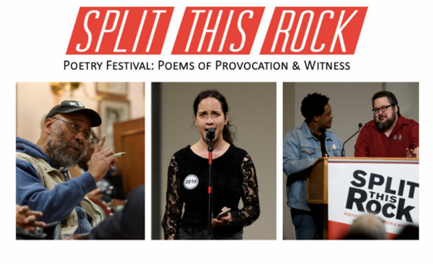 Poetry Festival 2020 Home | Split This Rock