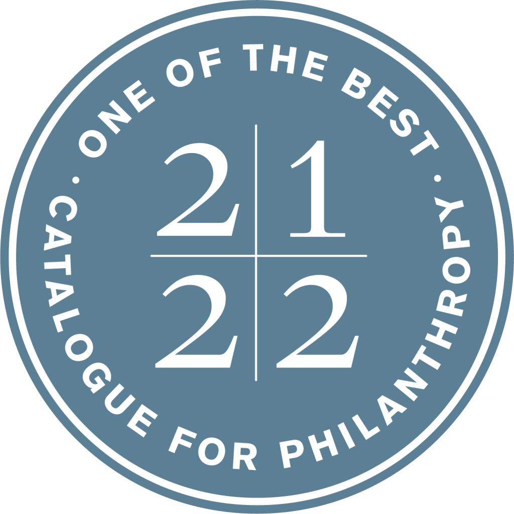 2017 to 2018 Logo for Catalogue for Philanthropy