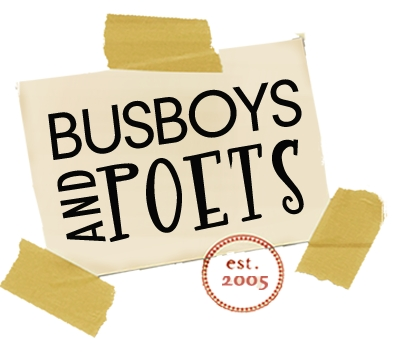 Busboys and Poets Logo,