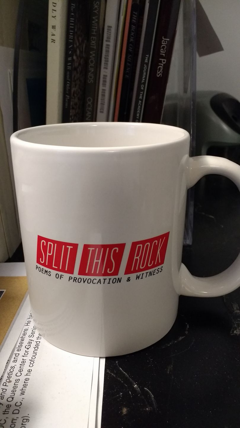 Split This Rock Coffee Mug