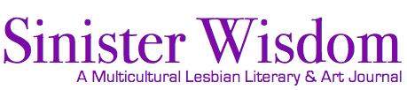 Logo for Sinister Wisdom