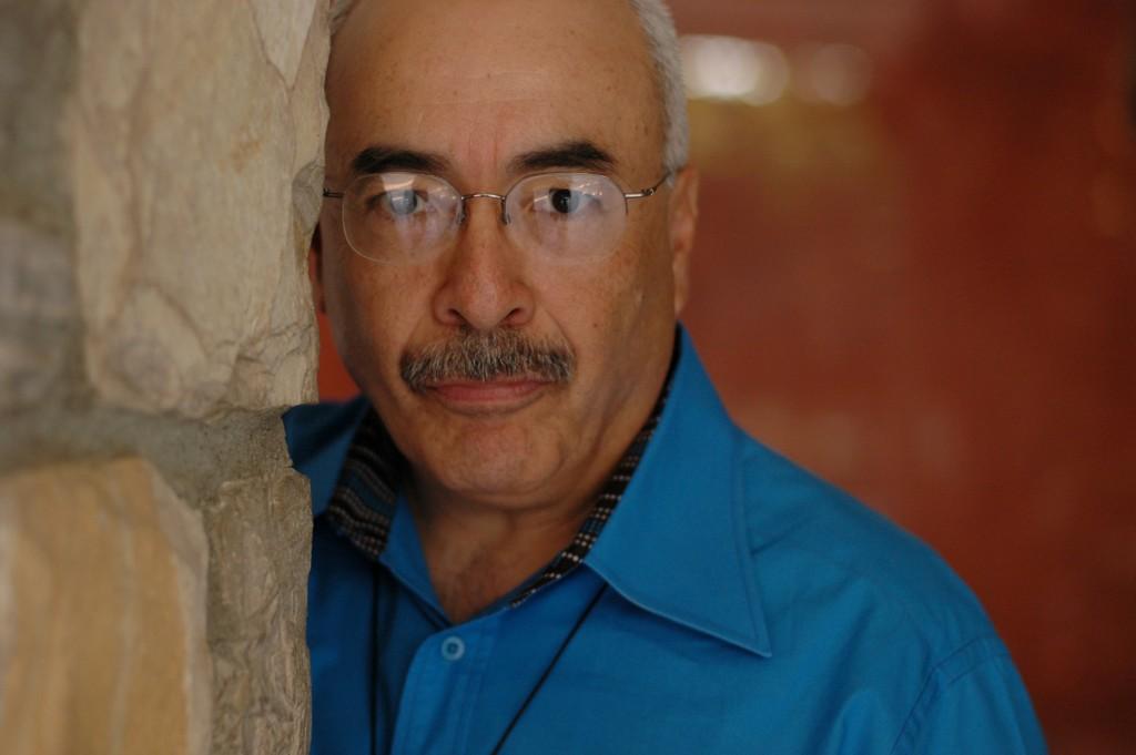 Photo of Juan Felipe Herrera